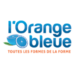 logo orange bleu150