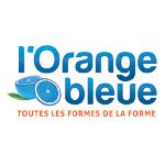 logo orange bleu150