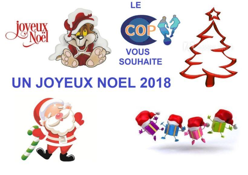 Joyeux Noel 2018 Club Olympique Paceen Football